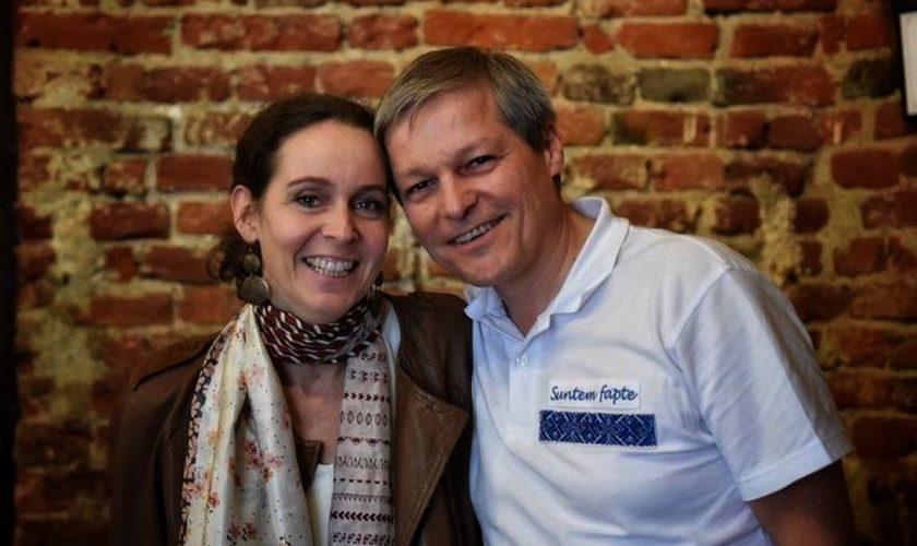 Ce a pățit soția lui Dacian Cioloș la 3 luni de când a făcut covid-19. Valerie e supărată tare