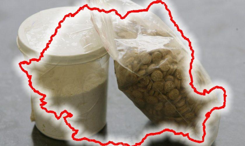 """""""Cocaina săracilor"""" a ajuns și în România. Cât de periculos e drogul captagon, de fapt"""
