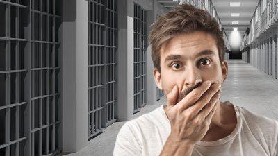 Cum poți ajunge la închisoare pentru că nu faci nimic. Da, da, ai citit bine