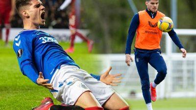 Reușită genială pentru Ianis Hagi la Rangers. Ce performanță a bifat în campionatul Scoției