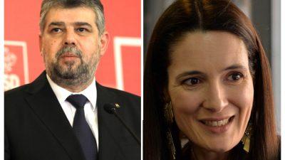 Marcel Ciolacu, anunț de ultimă oră despre Clotilde Armand după ce s-a dovedit că a pierdut alegerile
