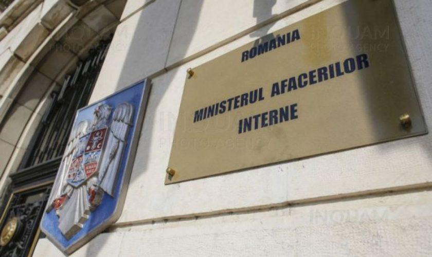 Scandal fără precedent în Ministerul de Interne. S-a ajuns la tribunal