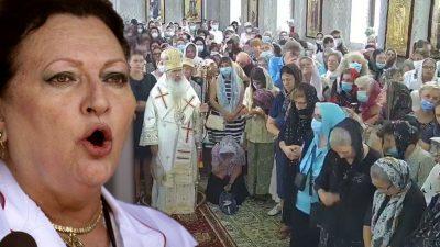 """Monica Pop, reacție explozivă cu privire la condiționarea accesului la spectacole: """"La biserică nu sunt oameni la fel de mulţi?"""""""