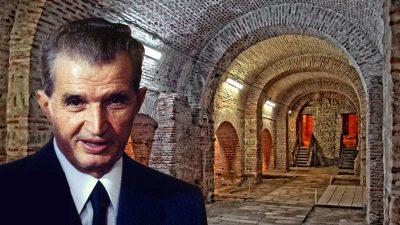 """Cum arată catacombele din București. """"Porțile Timpului"""" sunt pasajele energetice și tunelurile de fugă ale lui Nicolae Ceaușescu"""