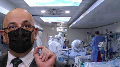 Raed Arafat, despre riscul la care sunt expuși cetățenii în această perioadă. Ce se întâmplă cu pacienții din ATI