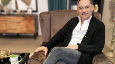 Răzvan Simion i-a uimit pe toți. Nu a avut nicio jenă să-și arate iubirea: 'Dragostea mea'