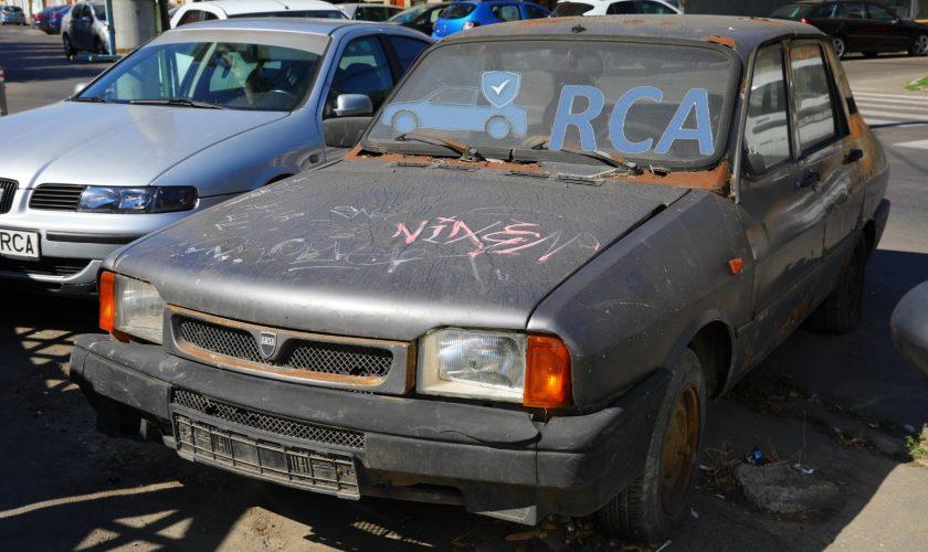 RCA 2021. Mașinile care nu circulă, obligate să plătească poliția RCA. Decizia e oficială
