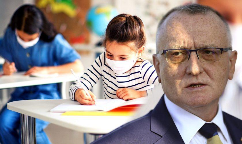 Sorin Cîmpeanu, anunț de ultimă oră despre revenirea elevilor în bănci. Ce reguli vor fi obligatorii
