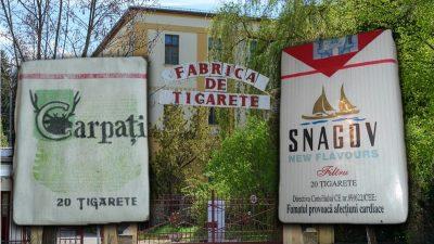 Ce se întâmplă cu fabrica în care se făceau țigările Snagov și Carpați