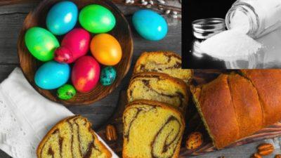 De ce nu trebuie să pui mâna pe sare în prima zi de Paște. Îți schimbă starea de spirit tot anul