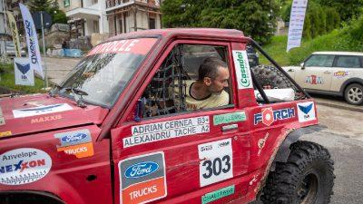 Campionul off-road Adrian Cernea a murit. Imagini șocante de la locul accidentului VIDEO