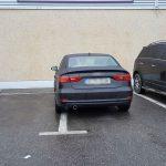 Ai parcat mașina greșit toată viața ta! Atenție, șoferi, așa se bagă corect, de fapt VIDEO