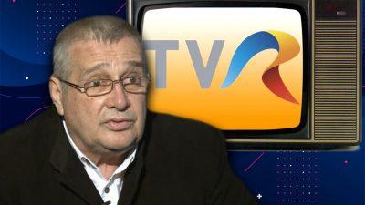 Ce emisiuni se difuzează acum la TVR. Reacția incredibilă a lui Mircea Dinescu (exclusiv)