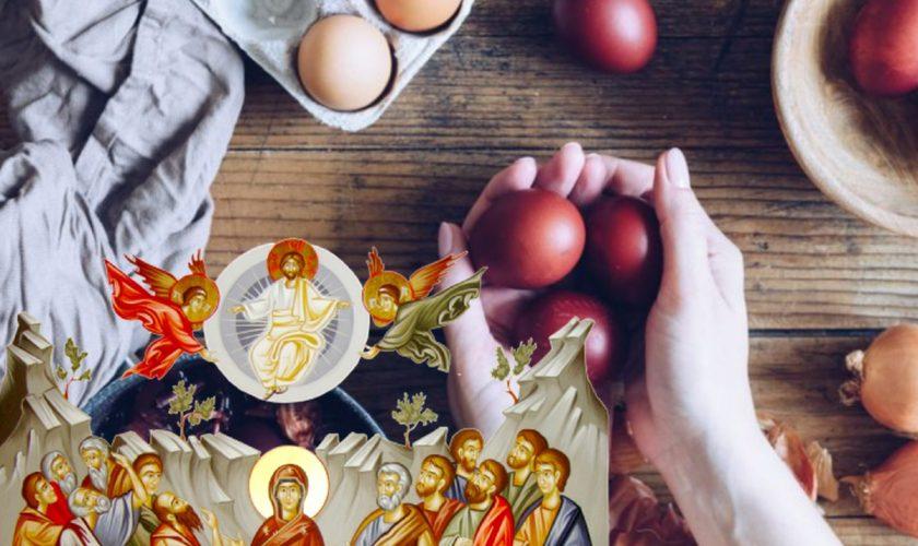 Ce este bine să gătești de Înălțarea Domnului, pe lângă ouăle roșii