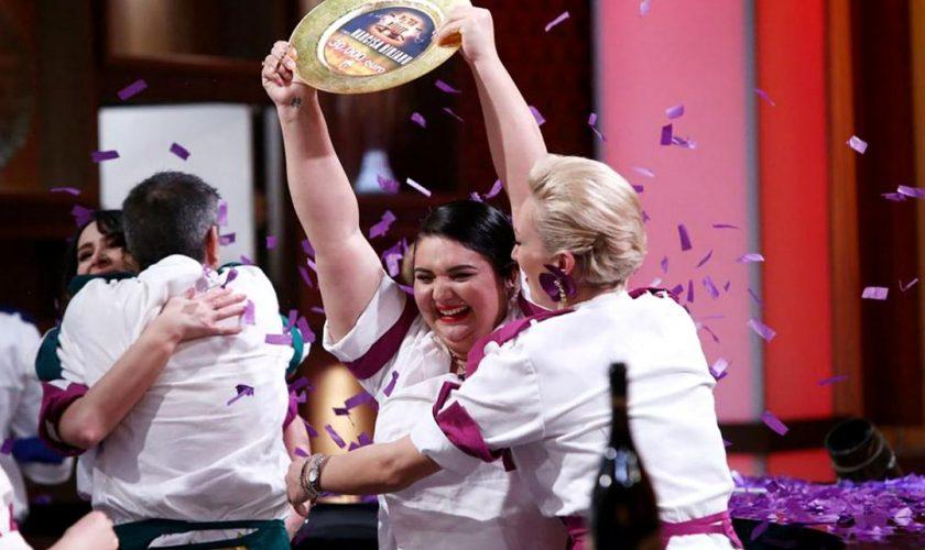 Ce face Narcisa Birjaru cu premiul de 30.000 de euro de la Chefi la Cuțite. A luat prima decizie