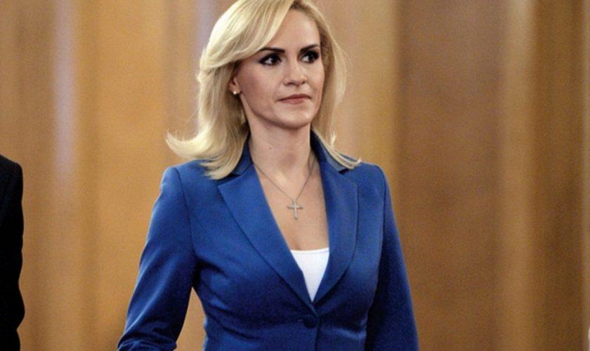 Ce spune Gabriela Firea despre candidatura la prezidențiale. Mulți români vor fi surprinși de răspunsul ei