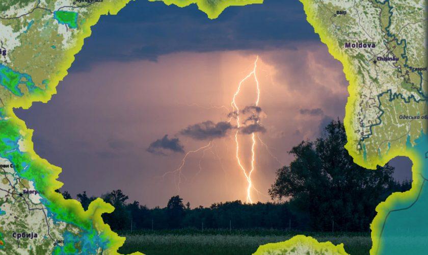 Ciclonul din România va face ravagii în țară. Ce urmări nefericite ne vor aștepta, de fapt