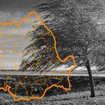 Cod portocaliu de vijelii în București. Alertă cruntă a meteorologilor