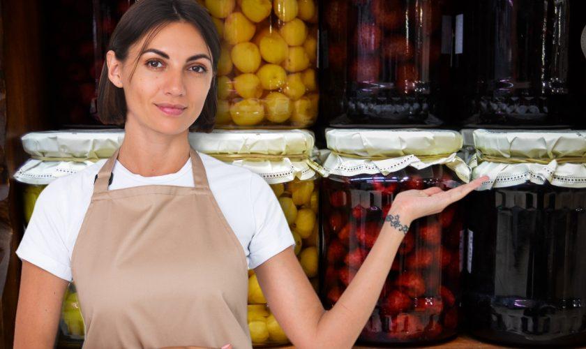 Cum se conservă fructele corect în borcan, de fapt. Ce greșeală uriașă fac unele gospodine VIDEO
