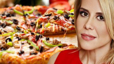 Cum slăbești cu pizza, merdenele și cartofi prăjiți. Mihaela Bilic îți spune un truc pur și simplu genial