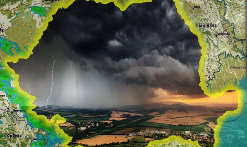 Cum va fi vremea în timpul minivacanței de Rusalii la munte și la mare
