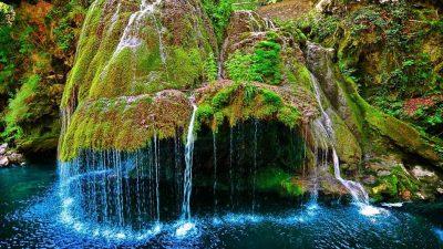 De ce s-a prăbușit, de fapt, cascada Bigăr. Este considerată cea mai frumoasă din lume