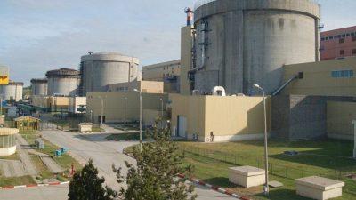 Defecțiune pe platforma centralei nucleare de la Cernavodă, la un recipient de clor. Din nefericire, un muncitor a fost dus la spital