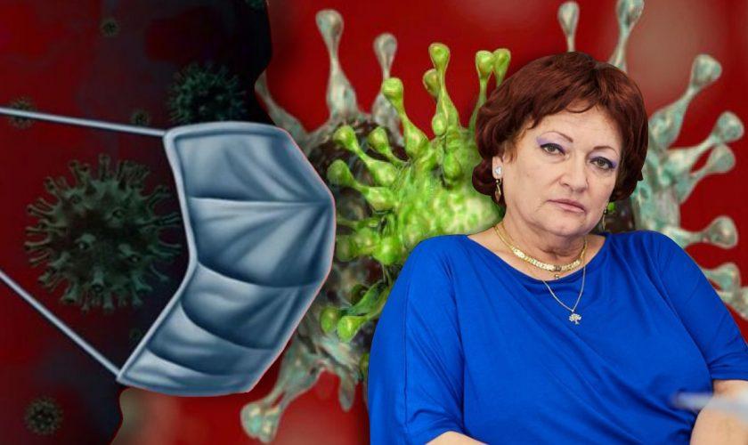 Dr. Monica Pop, revoltată din cauza covid-19. Ce a pățit un medic din cauza virusului
