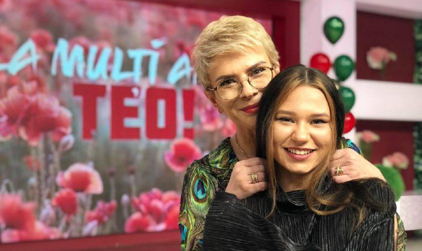 Fiica lui Teo Trandafir și-a făcut iubit. Cum a reacționat vedeta Kanal D