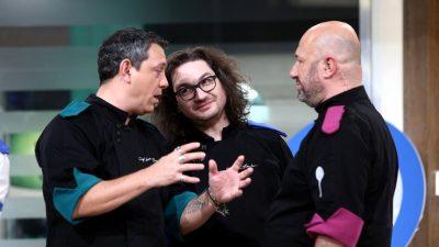 Finaliștii Chefi la cuțite 2021. Cine se bate miercuri pentru premiul cel mare de 30.000 euro