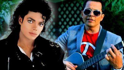 Jean de la Craiova, la mormântul lui Michael Jackson. Ce omagiu i-a adus manelistul regretatului rege al muzicii pop EXCLUSIV