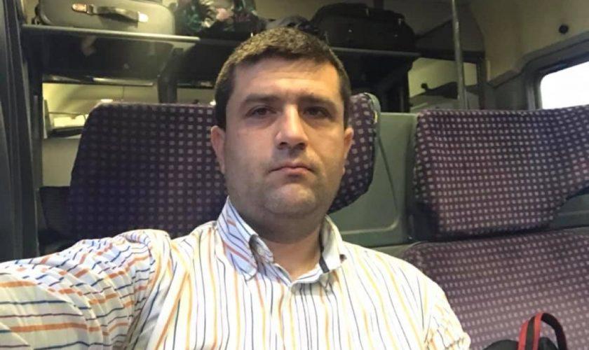 """Reacția unui deputat USR după o călătorie cu trenul în România: """"Zeci de ani nu s-a facut nimic"""""""