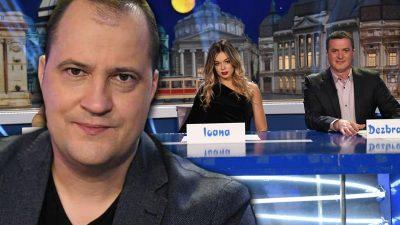 Șerban Huidu dispare de la TV. Cine îl înlocuiește la Cronica Cârcotașilor EXCLUSIV