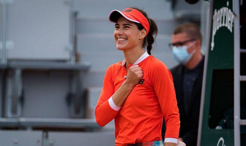 Cu cine joacă Sorana Cîrstea la Wimbledon. Iubita lui Ion Ion Țiriac și-a aflat adversarele