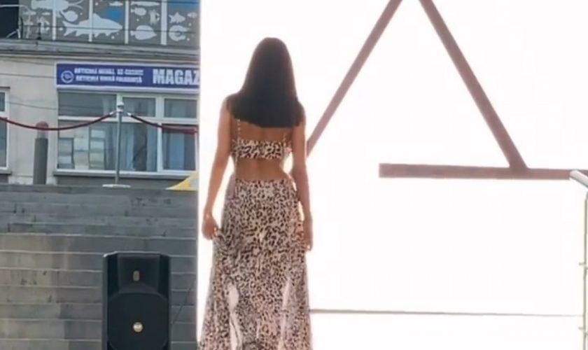Vedeta care a atras toate privirile la Summer Fashion Gala de ieri. S-a transformat în pandemie