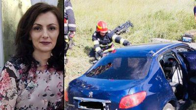 Accident mortal în Gorj. Două fetițe gemene au rămas orfane de mamă după ce aceasta a pierit sub privirile lor