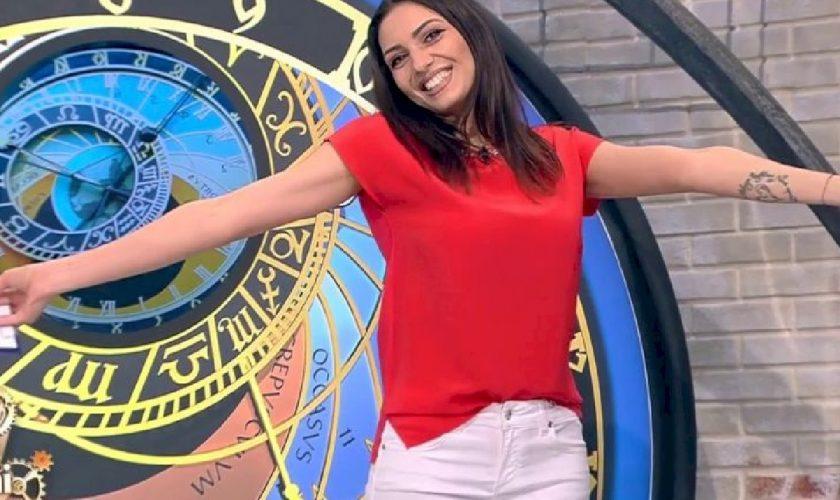 Ce face acum Amalia, horoscopista care a demisionat de la Neatza pentru iubitul ei