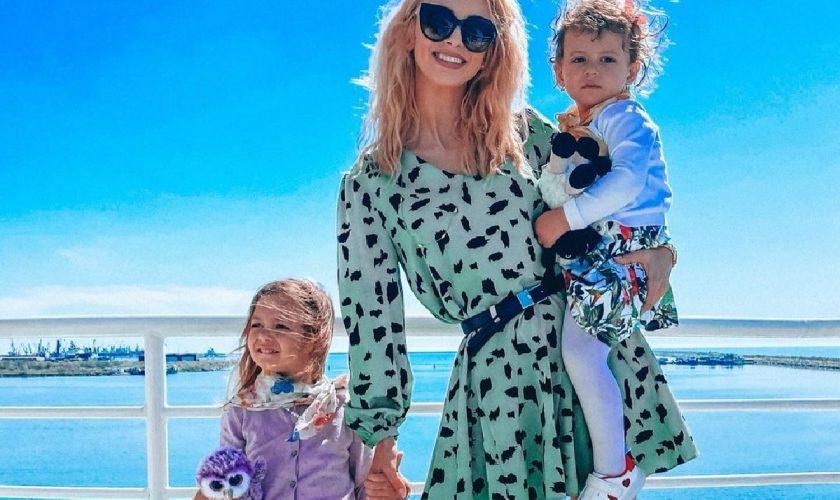 Ce dorință mare are Ella, fiica Andreei Bălan. Îl vizează pe George Burcea