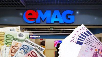Câți bani a făcut eMag în 2020. Veniturile companiei în România sunt colosale