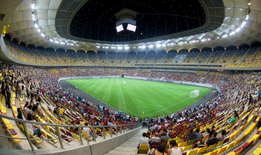 Restricții în București pentru EURO 2020. Ce se întâmplă lângă Arena Națională