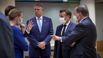 Klaus Iohannis, mesaj clar pentru Rusia. Ce trebuie să se întâmple la finalul summit-ului UE