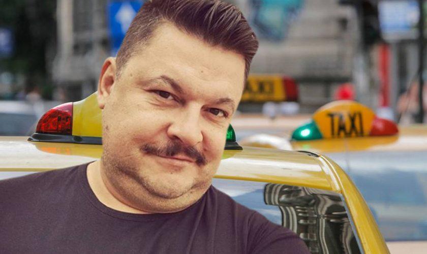 Mihai Bobonete, agresat într-un taxi din București. Era cu un coleg de breaslă: 'Ne-a bătut din cauza mea'