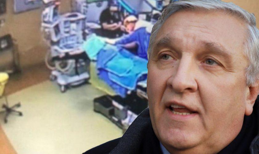 Ultima oră! Mircea Beuran revine în funcție la Spitalul Floreasca. Chirurgul a fost demis după ce o pacientă a murit arsă pe masa de operație