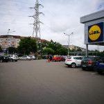 Poliția a descins într-o parcare LIDL România. Ce s-a întâmplat e de aplaudat