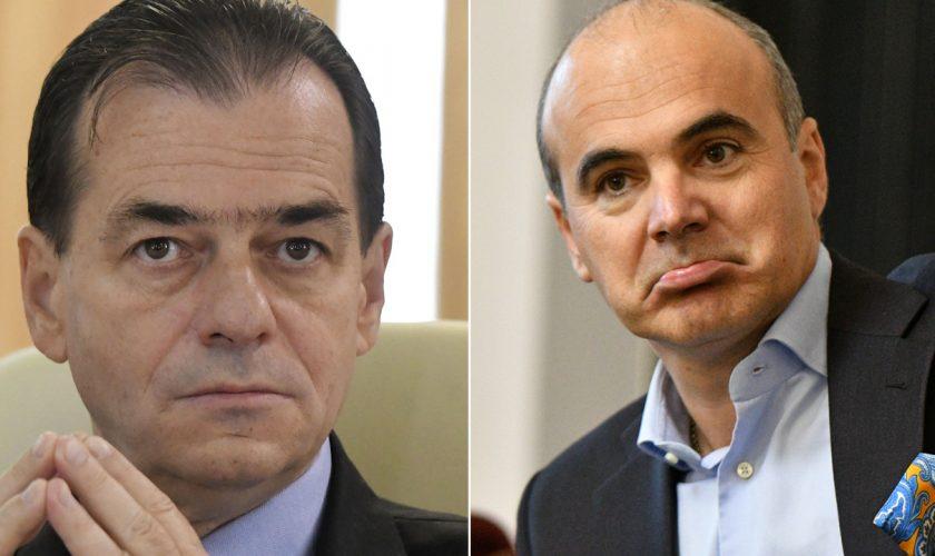 Rareș Bogdan, nemilos la adresa lui Ludovic Orban. Scandal monstru în politică