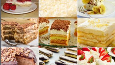 Cum faci cele mai simple prăjituri fără coacere. Secretul să iasă delicioase