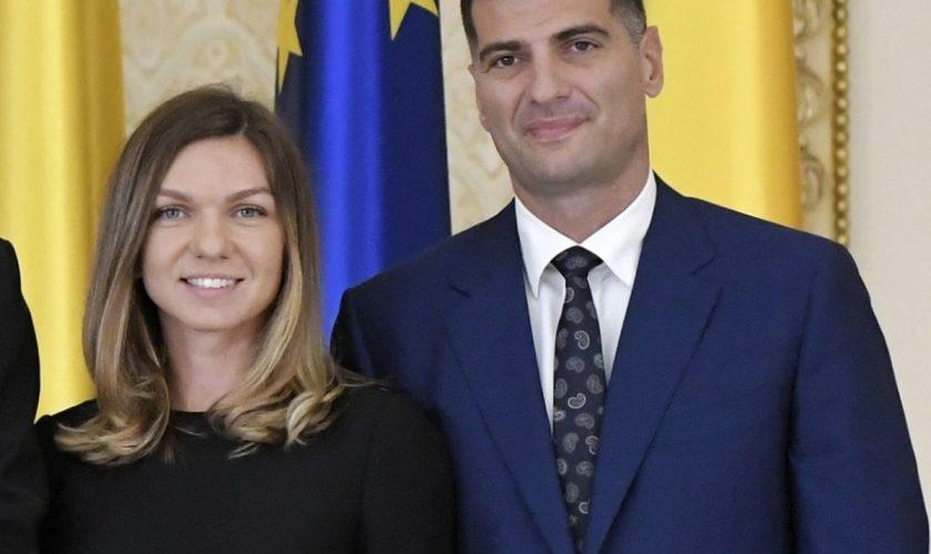 Simona Halep a primit inelul de logodnă de la Toni Iuruc. E clar, nu a făcut deloc economie la bani