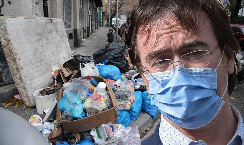 """Alin Stoica, anunț neașteptat cu privire la gunoaiele din sectorul 1: """"Amenințarea nu este suficient de gravă pentru măsuri de urgență"""""""