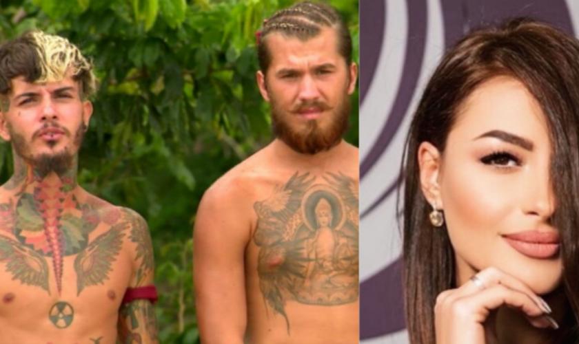 Zanni și Sebastian Chitoșcă au tăbărât pe Elena Marin. Cum au jignit-o pe favorita publicului de la Survivor România