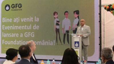 Fundaţie de sprijin al tinerilor deştepţi şi harnici din România. A doua forţă mondială în industria oţelului a făcut posibil acest lucru